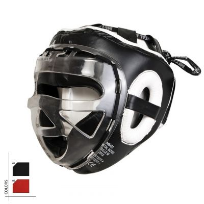 Full Face Headguard
