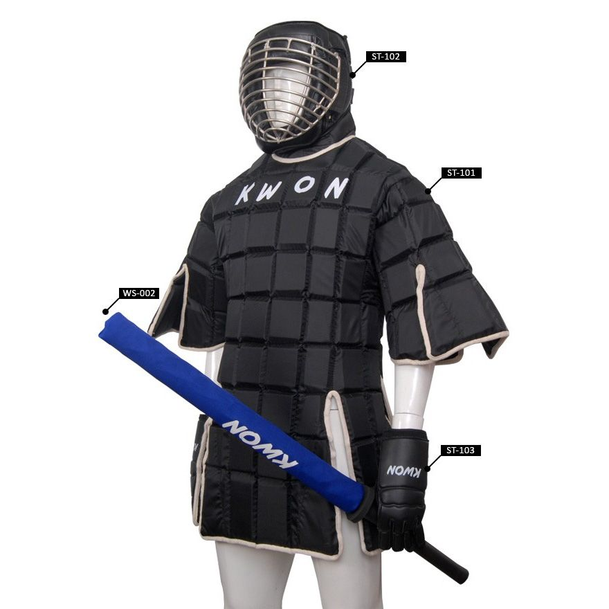 Sparring Weapons Vest - Wushuguan