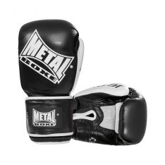 Leather Sparring Gloves