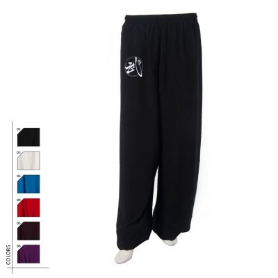 Tradition Pants + Embroidery