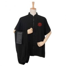 Classic Kung Fu Uniform + Embroidery